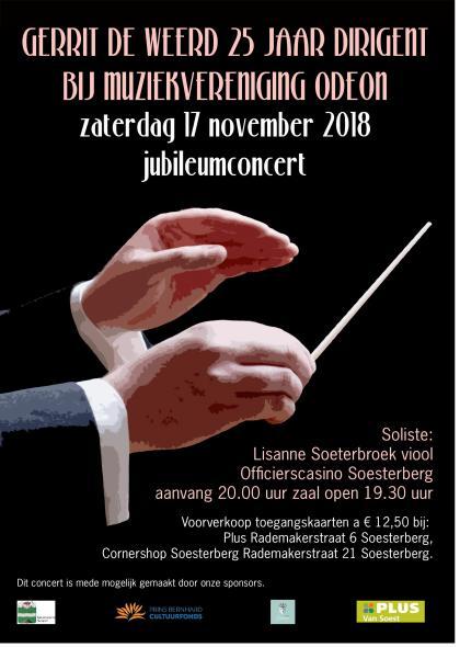 Jub.concert poster